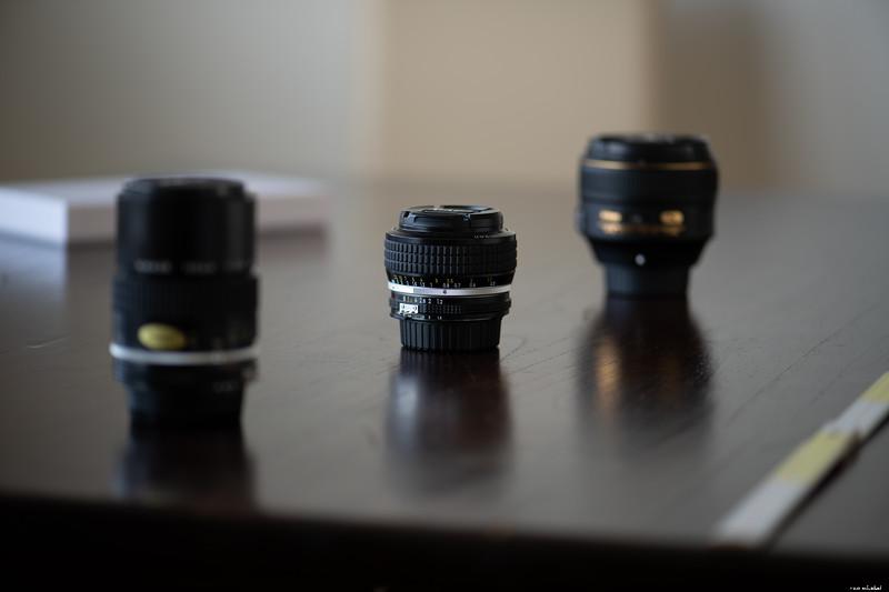 Bokeh 105mm f/2.8 @f/3