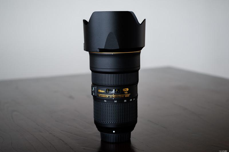 24-70mm f/2.8 E ED VR