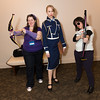 Hawkeyes and Riza Hawkeye