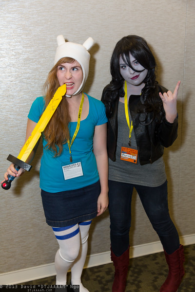 Fionna and Marceline