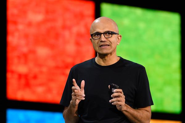 Satya Nadella - Microsoft Ignite 2016
