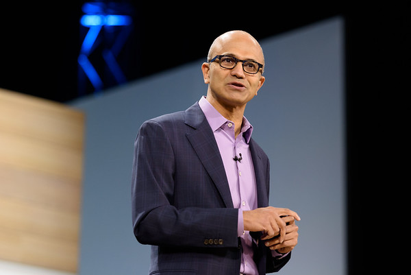 Satya Nadella - Microsoft Envision