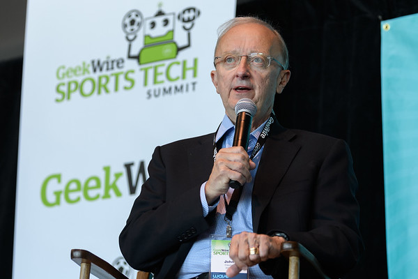 John Clayton - Sports Tech Summit 2017