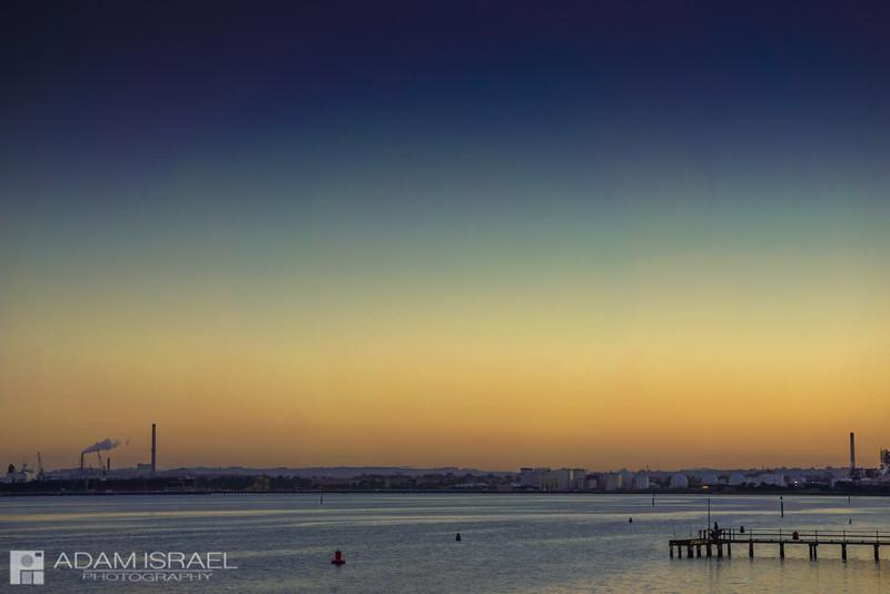 Industrial Scale -- Corio Bay, Geelong