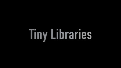 Tiny Libraries