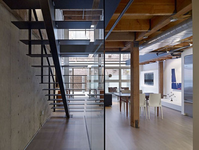 Oriental Warehouse Loft Architect: Edmonds + Lee Location: San Francisco, California