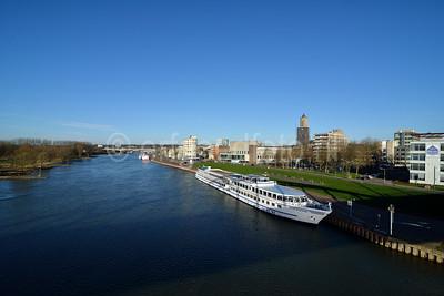 Arnhem - Stadsaanzicht