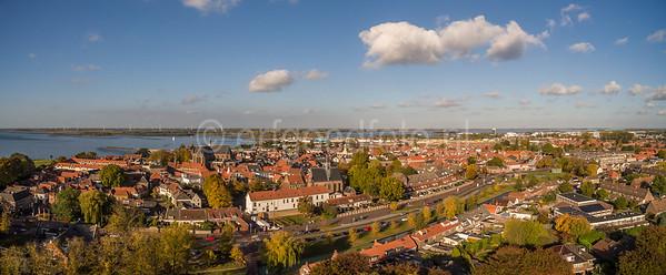 Harderwijk - Stadsaanzicht