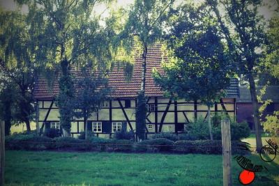 Bauernhof Fachwerkhaus