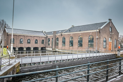 Boezemgemaal Spaarndam