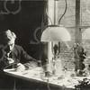 G0410 <br /> Horlogemaker en kunstschilder Cas Verlint in zijn jonge jaren. Het is niet bekend of hij hier nog werkzaam is bij zijn schoonvader Saton in Rijnsburg.  Hij vestigde zich in 1911 in Sassenheim.