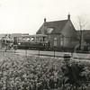 G0012 <br /> Rijksstraatweg; tussen de overweg en de Leidse Vaart. Foto: ca 1930