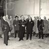 G1758 <br /> De nieuw gebouwde gashouder aan de Molenstraat werd geopend door burgemeester jhr. mr. R. Sandberg van Boelens. Foto: 1955.