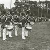 G1814 <br /> Het eeuwfeest 1813-1913, het onafhankelijkheidsfeest. Hier zien we het feestterrein op de Overplaats, vlakbij waar nu de Charbonlaan is. Foto: 1913.