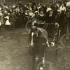 G1828 <br /> Het eeuwfeest 1813-1913, het onafhankelijkheidsfeest.  Ringsteken op het feestterrein bij de Overplaats. Foto: 1913.
