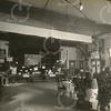 G1754 <br /> De gas-propaganda tentoonstelling in het KSA-gebouw. Zie ook foto G1753. Foto: 1926.