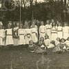 G1825 <br /> Het eeuwfeest 1813-1913, het onafhankelijkheidsfeest. Op het feestterrein bij de Overplaats. Foto: 1913.