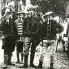G1812 <br /> Het eeuwfeest 1813-1913, het onafhankelijkheidsfeest. Figuranten uit de historisch-allegorische optocht op 18 september 1913.