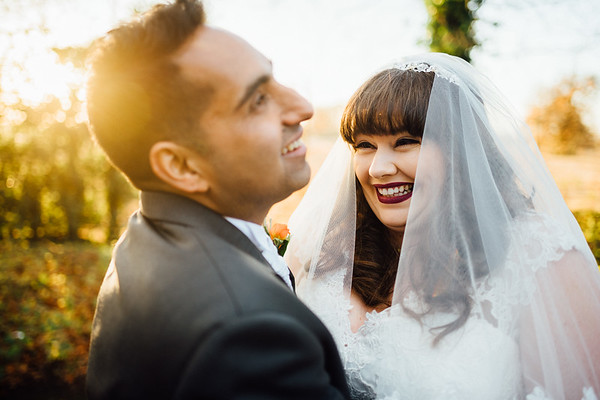Gemma and Dipan - wedding