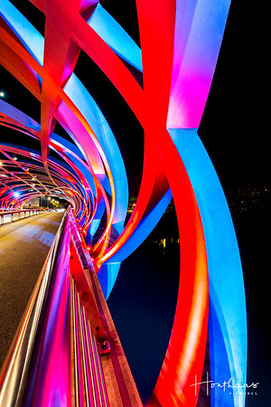 Pont Wildorf By Night-4