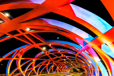 Pont Wildorf By Night-3