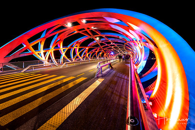 Pont Wildorf By Night-2