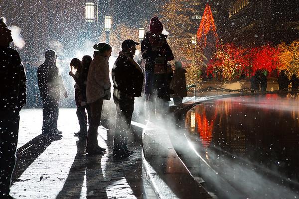 Christmas Chill, 2012