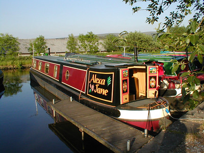 Alexa Jane in summer 2005 after her name change. Had her for almost 6 years. Lovely boat.