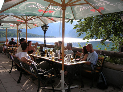 Bohinj meal group