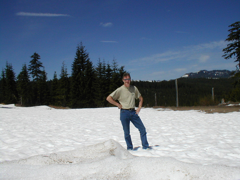 Washington State .... near Mount St Helens