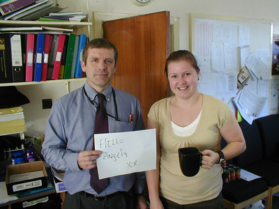 Steve and Kathy SPH (Science)