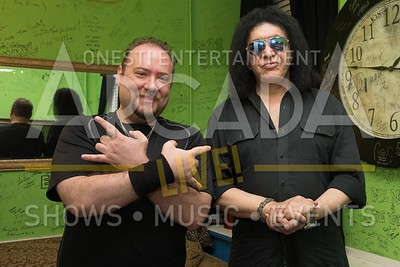 Gene Simmons Meet and Greet 2018