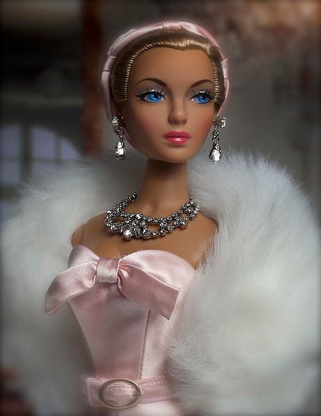 Dior Pink Evening Dress & Jacket D.A.E. 3 (1)
