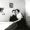 Fiançailles 9 avril 1950, Cécilien Poirier, Rita Aubin