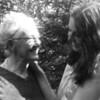 Grand maman Aubin et Hélène Tousignant