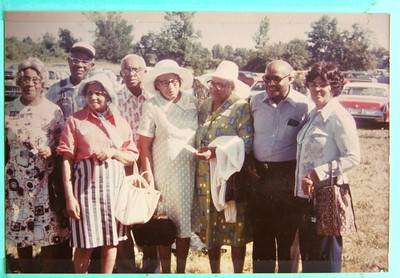 Dr. Acie McGhee, Jr. -- The Family History Photo Books