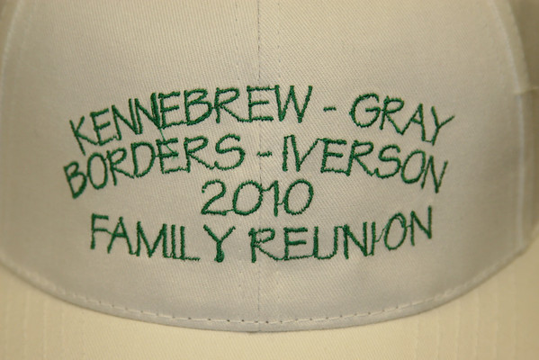 Kennebrew, Gray, Borders, Iverson Family Reunion (2010)