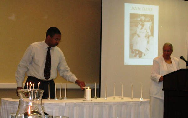 William & Sallie Carter Reunion 2006 Banquet & Memorial Service