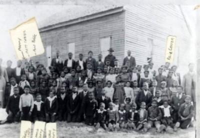 school circa 1900