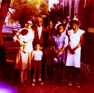willie mcghee family