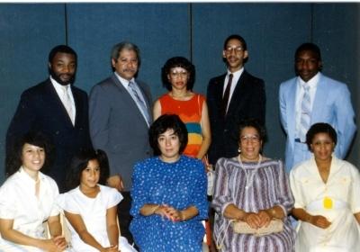 The McMartha family
