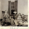 Gerrit Douwsma, Mr. Wartel, Mary Bradford1955