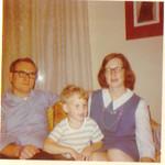John Glenn, Wellyn Glenn, Anjia Glenn