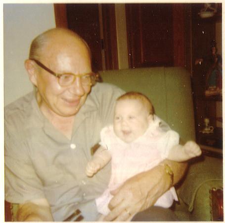 Gerrit Douwsma (Grandfather)Laura Glenn New BornApril 1971