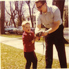 Wellyn Glenn 4 years, John GlennApril 1971