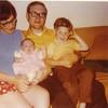 Anjia Glenn, Laura Glenn, John Glenn, Wellyn Glenn