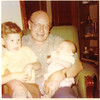 Wellyn Glenn 4 yearsGerrit Douwsma (Grandfather)Laura Glenn New Born1971