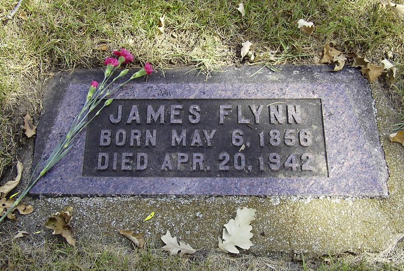 James Flynn - Son of John Flynn and Bridget McCovic