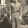 1929 - ROTC Cadet at Iowa State College