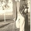 1929 - Posing as a beggar